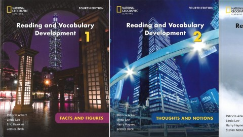 Reading and Vocabulary Development Series: 4th Edition