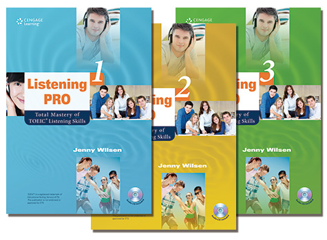 Listening PRO  - Total Mastery of TOEIC? Listening Skill