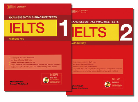 Exam Essentials Practice Tests: IELTS