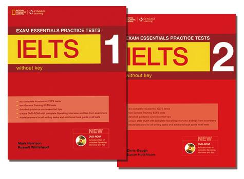 Exam Essentials Practice Tests: IELTS