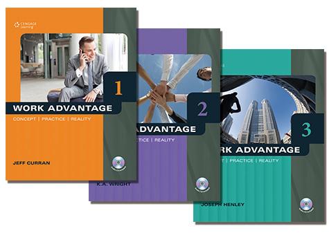Work Advantage  - Concept, Practice, Reality