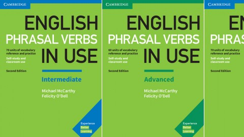 English Phrasal Verbs in Use Second edition