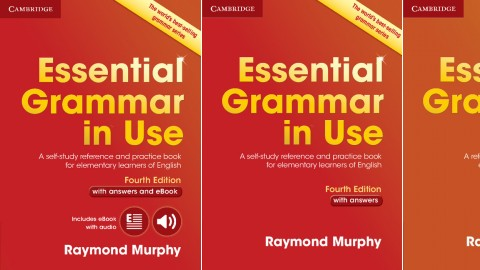 Essential Grammar in Use Fourth edition