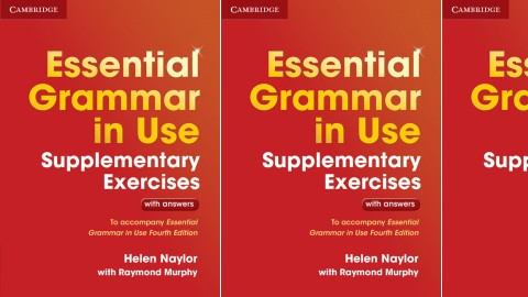 Essential Grammar in Use Supplementary Exercises Third edition