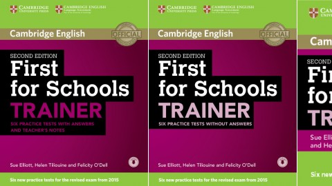 First for Schools Trainer Second edition