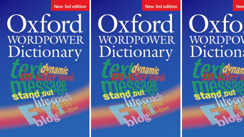 Oxford Wordpower Dictionary: Third Edition