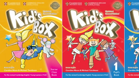 Kid's Box Updated Second edition (for updated YLE exams)