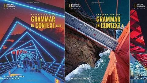 Grammar in Context: 7th Edition