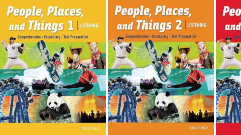 People, Places, and Things Listening