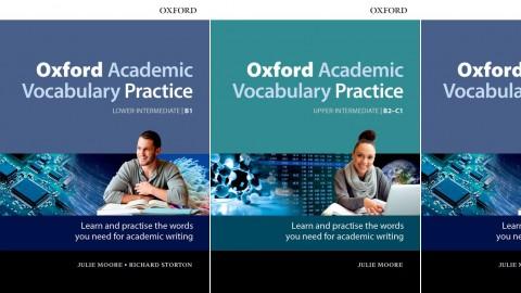Oxford Academic Vocabulary Practice