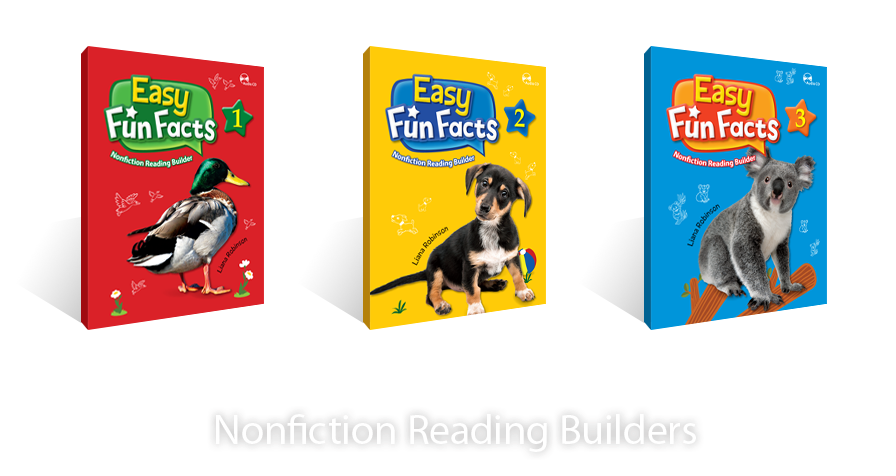 Easy Fun Facts - Nonfiction Reading Builder