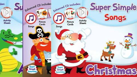 super simple songs themes series by devon thagard and troy mcdonald on eltbooks 20 off - Super Simple Songs Christmas