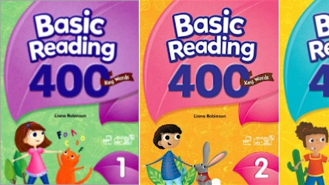 Basic Reading 400 Key Words