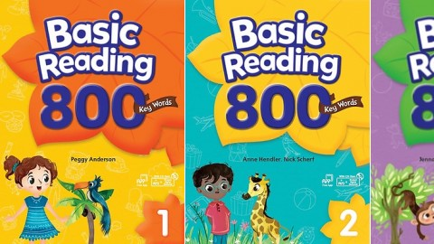 Basic Reading 800 Key Words