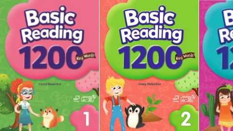 Basic Reading 1200 Key Words