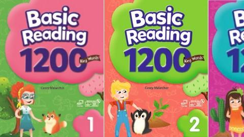 Basic Reading 1200 Key Words