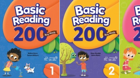 Basic Reading 200 Key Words