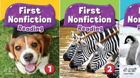 First Nonfiction Reading