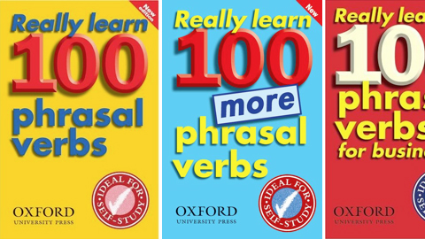 Really Learn 100 Phrasal Verbs Series