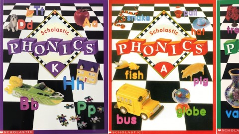Phonics - Scholastic Phonics