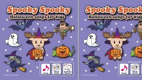 Spooky Spooky Halloween Songs for Kids
