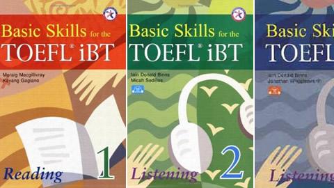 Basic Skills For The TOEFL iBT