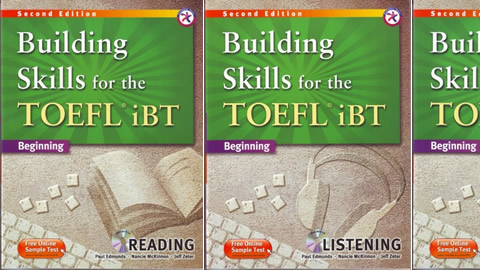 Building Skills for the TOEFL iBT Second Edition