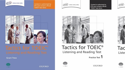 Tactics for TOEIC?: Listening and Reading Test