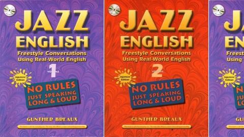 Jazz English - Japanese Edition