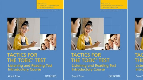 Tactics for the TOEIC Test® Listening & Reading Test