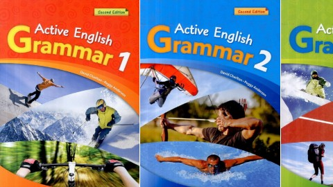 Active English Grammar Second Edition