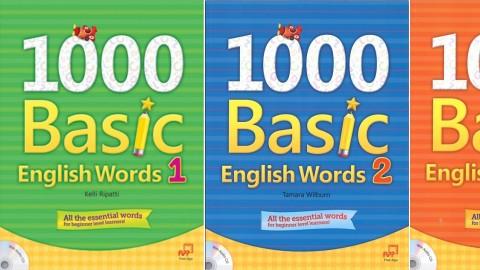 1000 Basic English Words