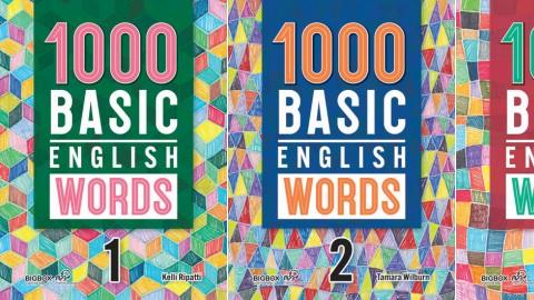 1000 Basic English Words: Audio Download Version