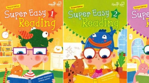 Super Easy Reading (Second Edition)