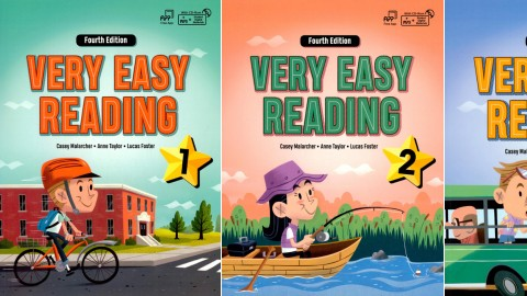 Very Easy Reading: 4th Edition