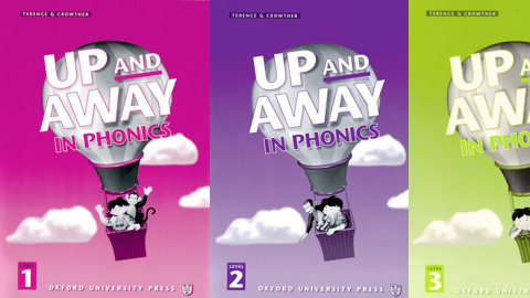 Up and Away in Phonics