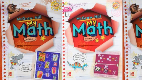 McGraw-Hill My Math