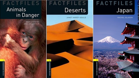 Oxford Bookworms Library: Factfiles Stage 1 (3rd Edition)