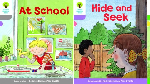 Oxford Reading Tree Packs