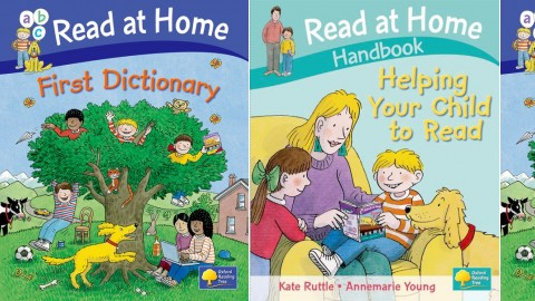 Oxford Reading Tree - Read at Home - Other Materials