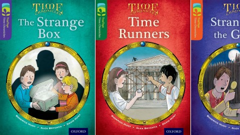 Oxford Reading Tree - TreeTops Time Chronicles