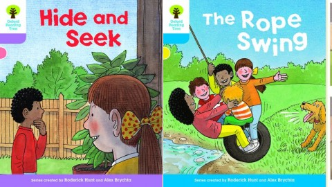 Oxford Reading Tree Packs (with CDs): Main Stories, More Stories