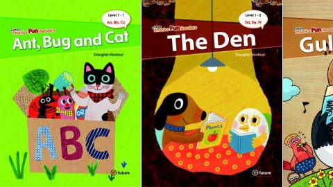 Phonics Fun Readers