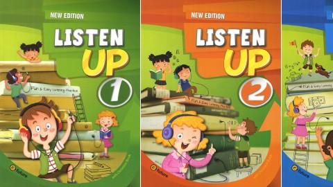 Listen Up - New Edition