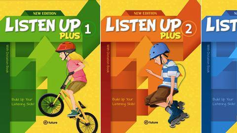 Listen Up Plus - New Edition