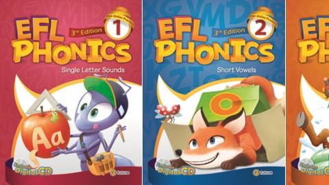 EFL Phonics 3rd Edition
