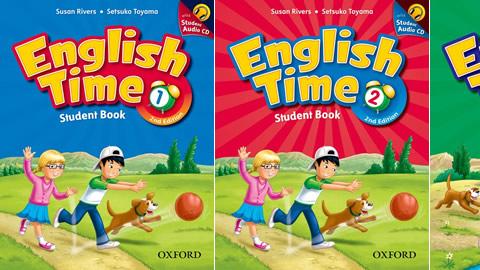 English Time 2nd Edition