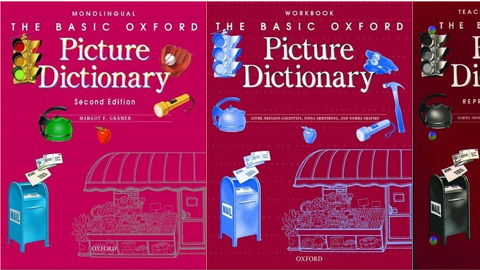 Basic Oxford Picture Dictionary: Second Edition