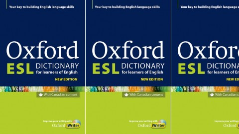 Oxford ESL Dictionary: Second Edition