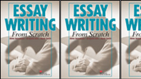 essay written from scratch Perfect solutions for college get an impeccable essay written from scratch under your special requirements, followed by a proper reference style.